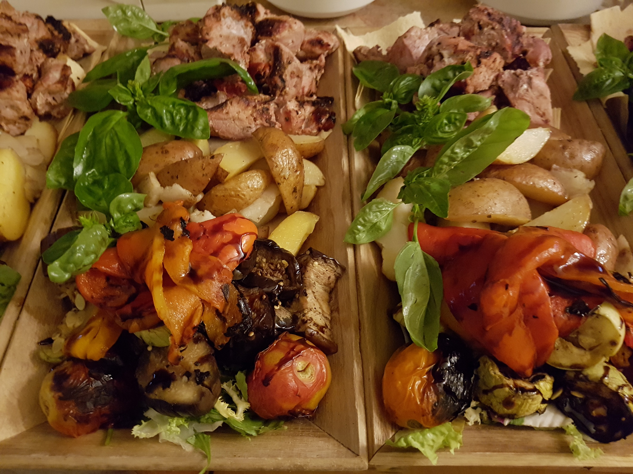фото еды на пикник