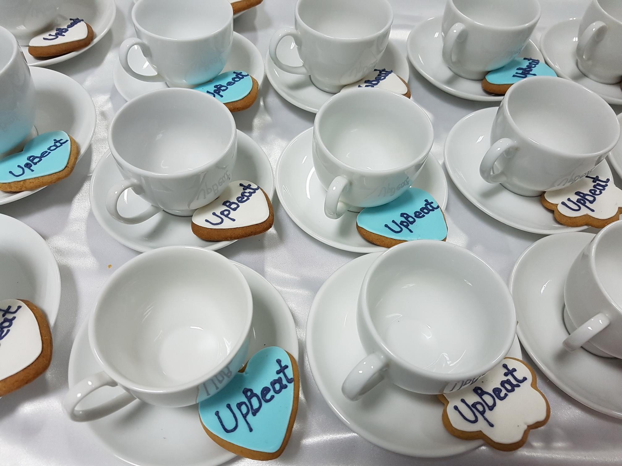 Организация чайного банкета Киев